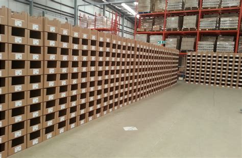 hss bins boost storage for e tailer