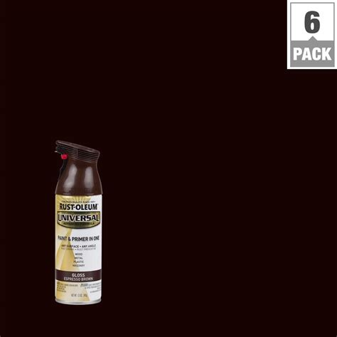 rust oleum universal 11 oz clear frosted pearl spray paint 302155 the home depot
