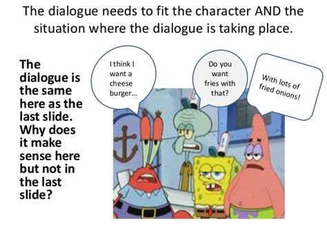 A Place Dialogue What Is Dialogue