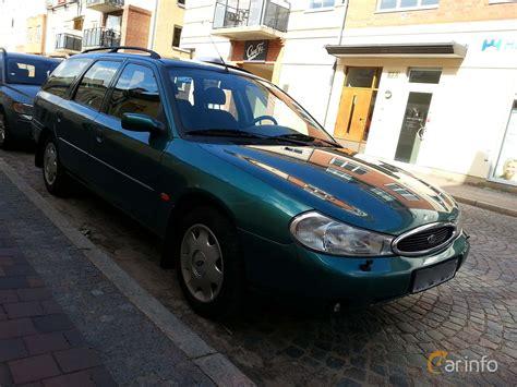 Rdt186 Ford Mondeo Combi 2 0 Manual 130hp 2000