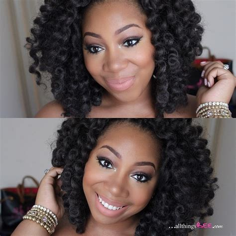crochet braids cleveland picture of crochet braid done by stylist in cleveland ohio