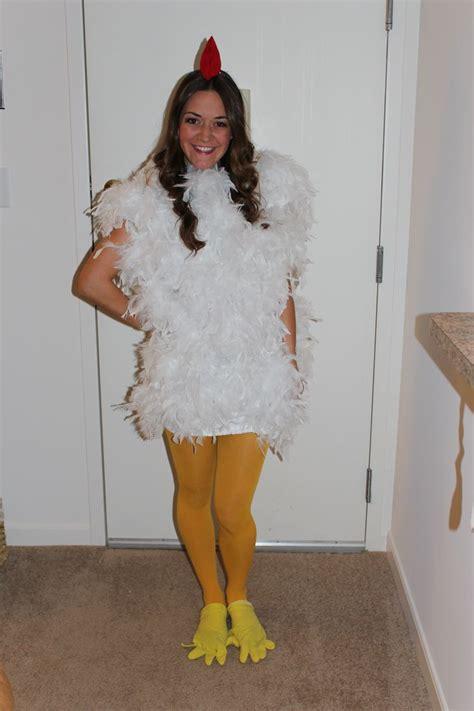 diy chicken halloween costume chicken costumes chicken