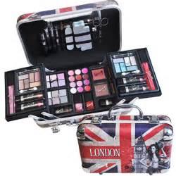 Makeup Vanity Box Mallette De Maquillage London Fashion Cadeau Branch 233