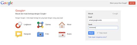 cara membuat akun google banyak cara membuat akun google plus digital areas