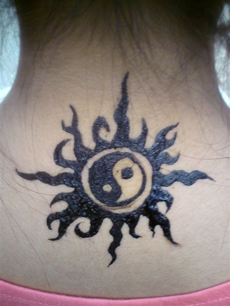 henna yin yang by dranzerlei on deviantart