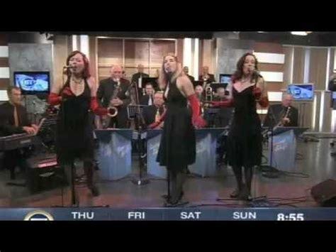 swing shift toronto swing shift big band with swing rosie youtube