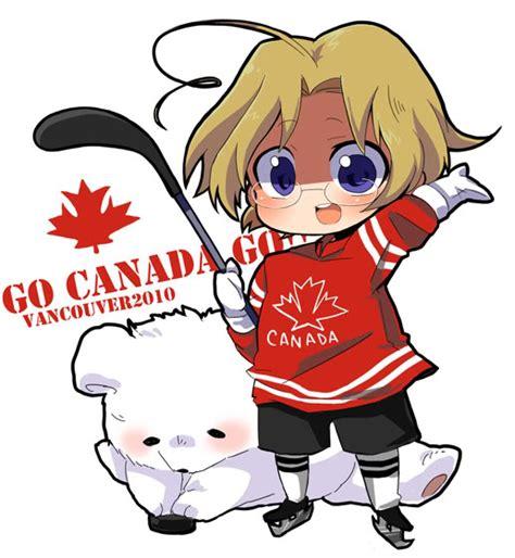 Kaos Anime Canada Knows Hockey axis powers hetalia canada by trollfaceknowsbest on