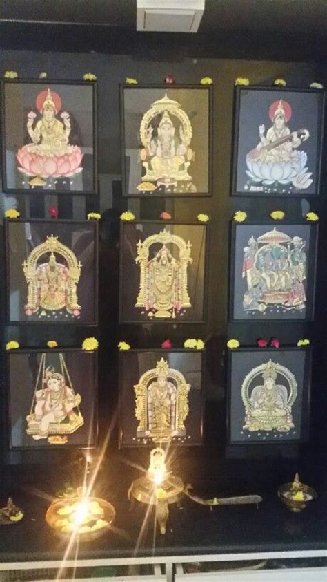 Home Decoration For Puja by 100 Best Home Pooja Room Images On Pinterest
