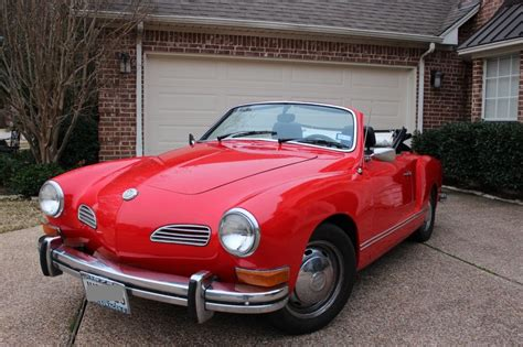 1972 karmann ghia 1972 volkswagen karmann ghia convertible for sale