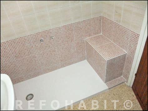 medidas de maras de ducha cambio de ba 241 era por ducha de resina para persona mayor
