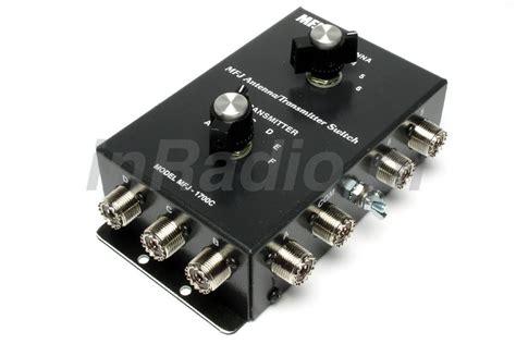 mfj 1700c antenna transceiver switch 6p hf 2kw worldwide delivery mfj1700c ebay