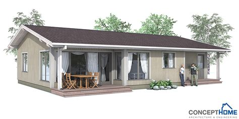 small house plan affordable to build three bedrooms