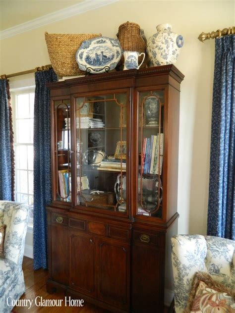 decorate top of armoire 17 best images about china cabinets and hutches on