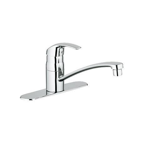 Discount Grohe Faucets by Buy Grohe 31133 Eurosmart Kitchen Faucet Wescutcheon At