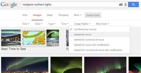 google images creative commons quickly find creative commons images using google