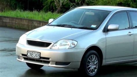 Toyota Corolla 2000 Automatic Toyota Corolla 2000 121k 1 5l Auto