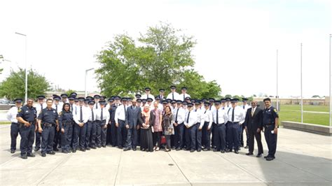 india house houston houston police academy cadets visit india house indo american news