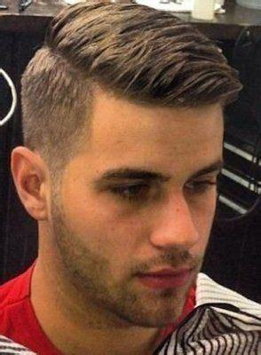 military haircut side part men 53 cortes de cabello para hombres que los hace atractivos