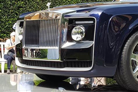 sweptail rolls royce inside rolls royce sweptail probably the most expensive car