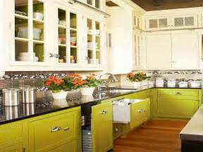 Two Color Kitchen Cabinet Ideas Kitchen Two Tone Kitchen Cabinets Cabinet Colors