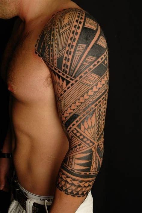 eine gro 223 e oder kleine tribal tattoos 50 beispiele
