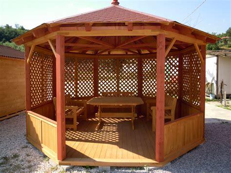 gazebi in legno prezzi gazebi in legno varie metrature in legno casette