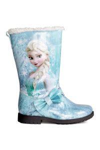 Frozon Hm 7y Sale pile lined boots light turquoise frozen sale h m us