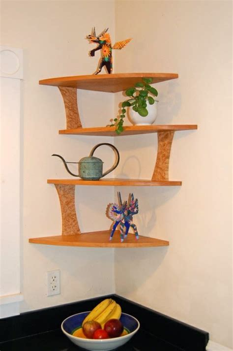 16 ideas for wall decor wall shelving shelving and 20 cool corner shelf designs for your home wooden