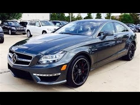 2014 mercedes benz cls63 amg s model 4matic coupe exhaust