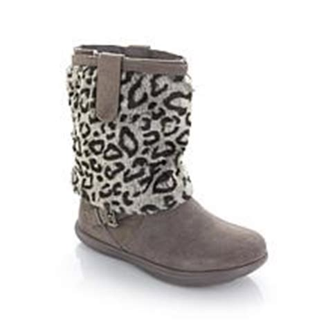 hsn boots gray