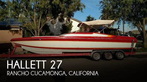 hallett boats for sale by owner high performance boats for sale in california used high