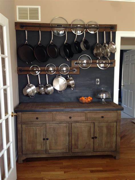 kitchen pot rack ideas best 25 craftsman pot racks ideas on