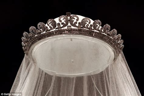 Fabworthy Borrowing Jewels For Your Wedding by Will Kate Middleton Borrow A Tiara From The For