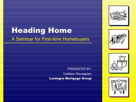 time home buyer presentation