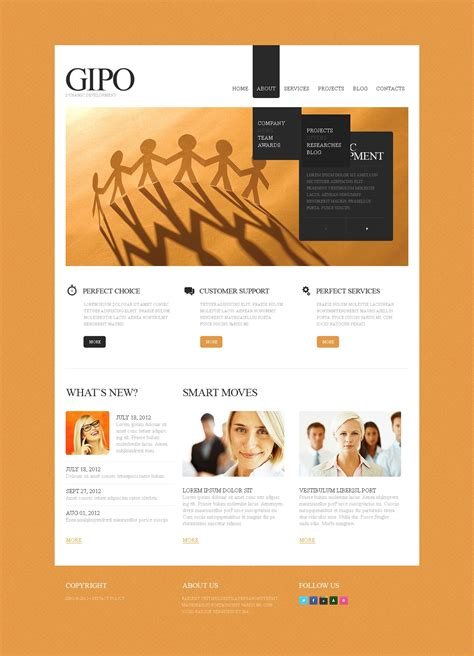 drupal themes website seo website drupal template 38582