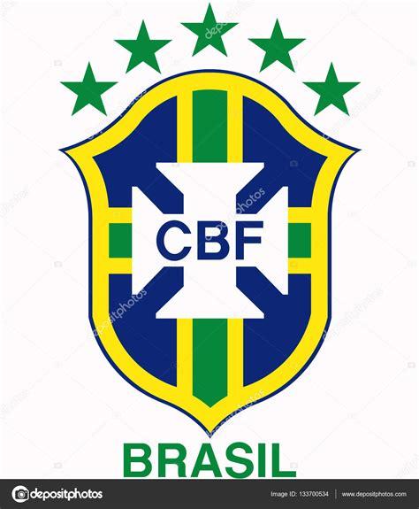 l emblema calcio nazionale brasiliana foto