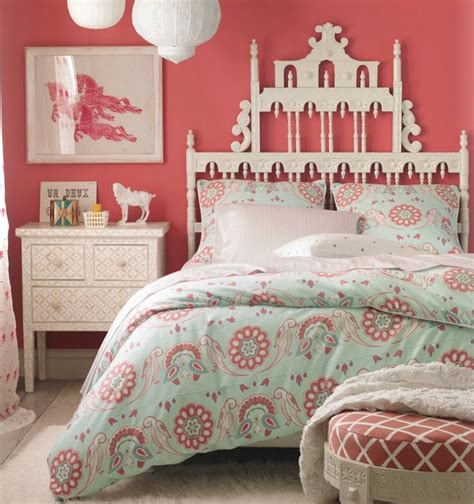coral and aqua bedding 294 best images about creative kid teen rooms on