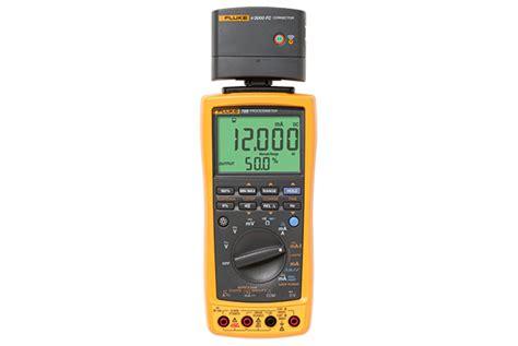 Fluke 789 Process Meter Multimeter fluke 789 processmeter with fluke connect