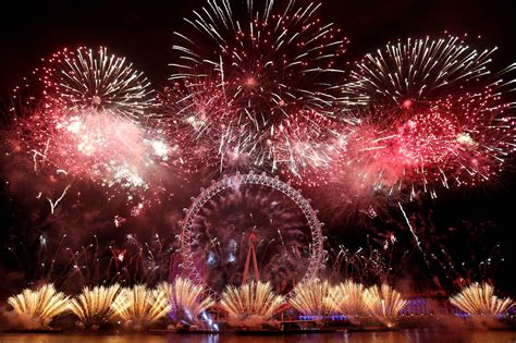 new year celebration manchester 2015 feux d artifice