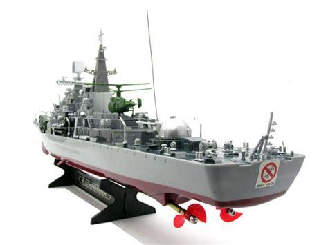 rc boat tower unite smasher destroyer rc warship battleship boat
