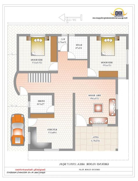 duplex house plans gallery south indian duplex house plans with photos