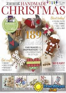 free home decor magazines uk handmade christmas uk 2015 187 download pdf magazines magazines commumity