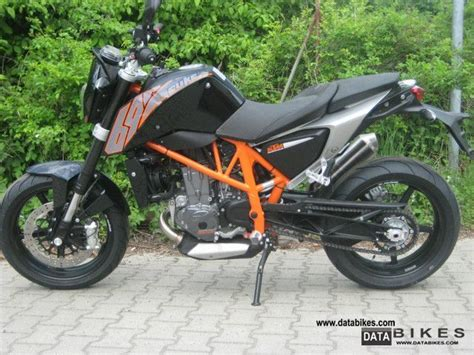 Ktm Duke 690 Black 2011 Ktm 690 Duke Black Mod 2012 Newly Available Immediately