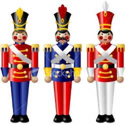 Nutcracker Christmas Decorations Toy Soldiers Clip Art For T Shirt In Toyland