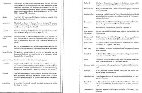 book layout glossary sonja steiner welz