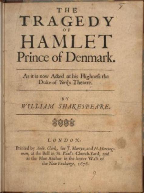 libro hamlet prince of denmark hamlet the tragedy of hamlet prince of denmark