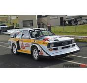Video Audi Sport Quattro Group B Rally Car Experience