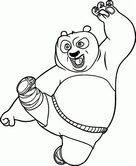 coloring panda kung fu panda tigress coloring pages coloring home