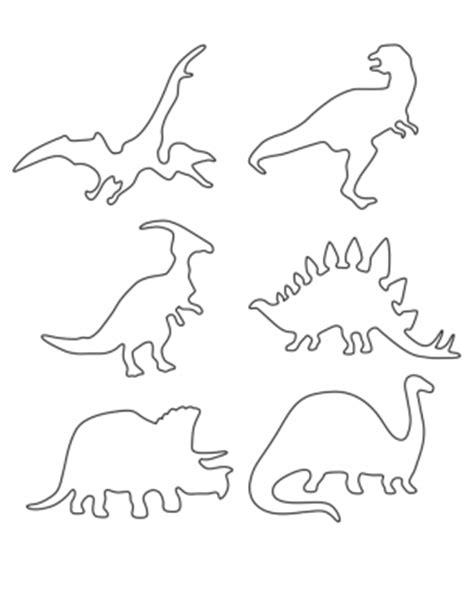 Printable Dinosaur Stencils | search results for dinosaur stencil worksheet calendar