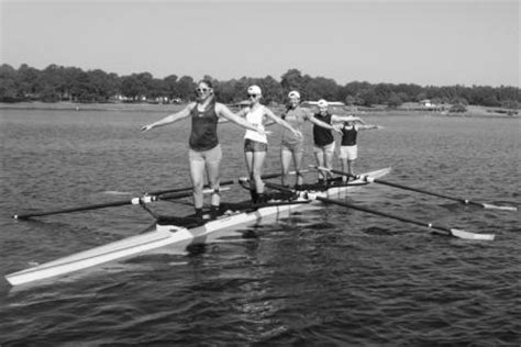 sculling boat balance boone crew balance row2k rowing photo of the day